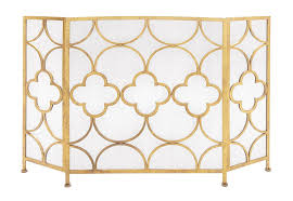 amazon com deco 79 metal fireplace screen 50 by 35 inch home