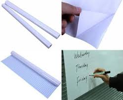 self stick paper dry erase board self adhesive peel and stick paper roll sheets