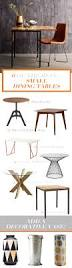 Small Dining Table Six Of The Best Small Space Dining Tables Bright Bazaar By Will