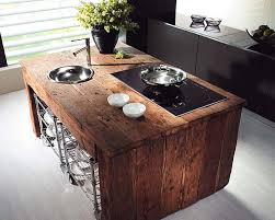 wooden kitchen island table wood kitchen island table kitchen ideas