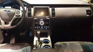 Ford Flex Interior Photos 2016 Ford Flex Limited Interior 2016 Chicago Auto Show Youtube