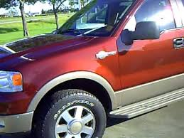 2005 ford f150 lariat value 2005 ford f150 king ranch 4x4