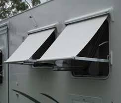 Small Caravan Awnings Specialised Awnings Retractable Window Awnings For Rvs
