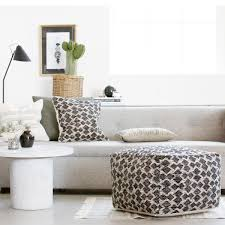 pouf mila house doctor nordic decoration home