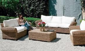 divano giardino divano 2 posti salotto in abaca arredo giardino esterno ebay