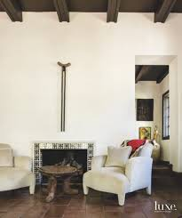 colonial interiors a spanish colonial home gets a funky makeover luxe interiors