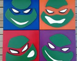wall art design ideas ninja turtle wall art stunning ninja