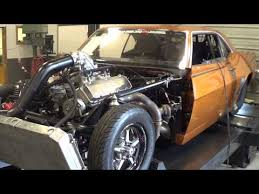 2000 hp camaro 2 000 hp chevrolet camaro on the dyno autoevolution