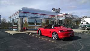 Porsche Boxster X73 - 981 boxster spyder owners