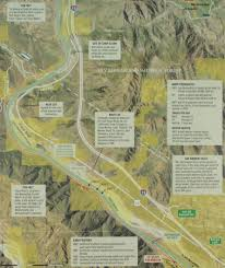 Old Route 66 Map by Cajon Pass Map By Trains Magazine Kalmbach Publishing