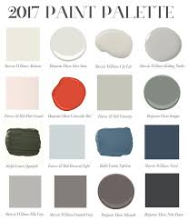 my favorite paint colors for 2017 elements of style blog