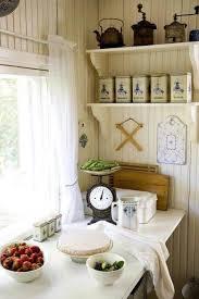 Cottage Kitchen Curtains by 250 Best Kitchens Images On Pinterest Vintage Kitchen Farmhouse