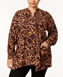 brown blouse brown womens tops macy s