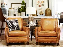 cognac leather reclining sofa furnishings and accessories from bluestone main add warmth and style