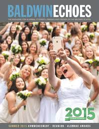 echoes summer 2015 by the baldwin issuu