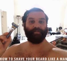Shaving Meme - funny beard shaving meme