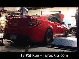 hyundai genesis coupe 3 8 supercharger kit turbokits com 2011 6mt hyundai genesis coupe 3 8 v6 turbo dyno