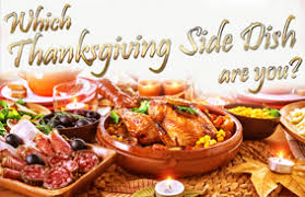 which thanksgiving side dish are you brainfall