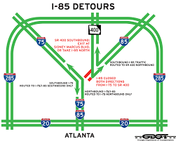 Map Of Atlanta Airport by Navigating Atlanta U2014 And What Was Under That Collapsed Portion Of
