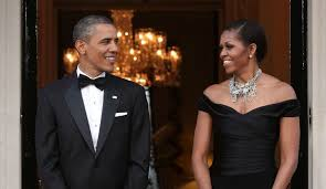 Obama Wedding Ring by Trouble In Paradise Barack Obama Reportedly Spotted Without