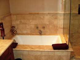 Installing Travertine Tile Bathroom Travertine Tile Designs Orange County Bathroom