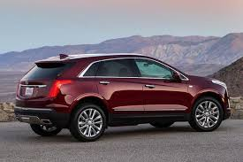 cadillac suv prices 2017 cadillac xt5 vs 2016 cadillac srx what s the difference