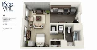 One Bedroom Apartment Plans Ghcwq Com Master Bedroom Floorplans Houzz Bedroom Lighting 1