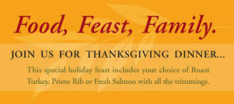 make thanksgiving dinner reservations at daniel s broiler or