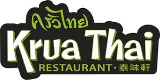 krua thai restaurant north hollywood west covina