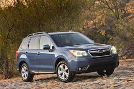 subaru suv 2016 interior top 10 small suvs and crossovers under 20 000 carsforsale com blog