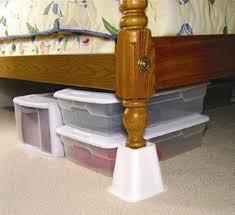 extra tall bed risers desk riser ebay furniture risers decorate