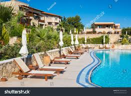 kalithea halkidiki greece jul 22 swimming stock photo 209501035