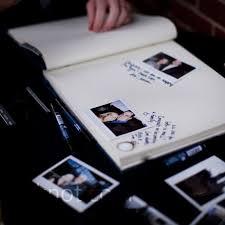 poloroid guest book polaroid guest book