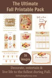 printable thanksgiving decorations 226 best green ideas for autumn images on pinterest green ideas