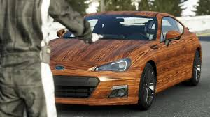 wooden car 10 10 wood drive forza 5 xbox one gaming