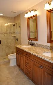 kitchen and bathroom upgrade from builder quality in tampa