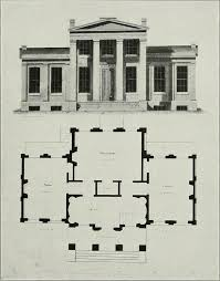 colonial house plan early colonial house plan photograph by suzanne powers