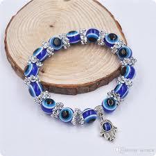 evil eye charm bracelet images New turkey evil eye charms bracelet resins plastics charms beads jpg