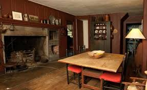 colonial home primitive decor ideas