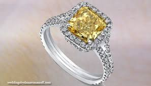 canary engagement ring yellow canary engagement ring and the most common colored