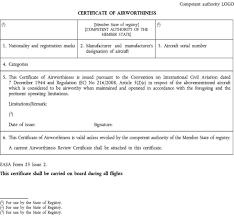 Certification Letter Of Accomplishment Eur Lex 32012r0748 En Eur Lex