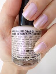 notd del sol sun activated nail polish bless my bag