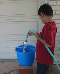 Chair Lifting Experiment Put Your Water To Work Using Hydropower To Lift A Load
