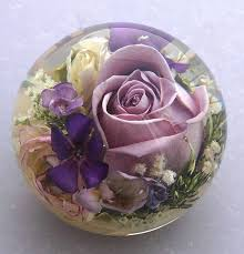 wedding flowers paperweight 58 best paperweights images on flower preservation