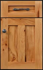 mission style kitchen cabinet doors mission kitchen cabinet doors hickory wood mission