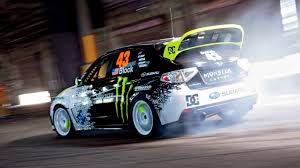 subaru drift wallpaper badboys deluxe ken block professional rally driver