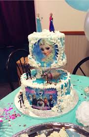 they did a wonderful job for my daughter frozen theme cake it