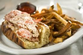 lobsters on a roll the boston globe