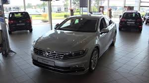 white volkswagen passat interior volkswagen passat r line 2016 in depth review interior exterior