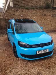 vw caddy maxi 2011 low mileage modified in walthamstow